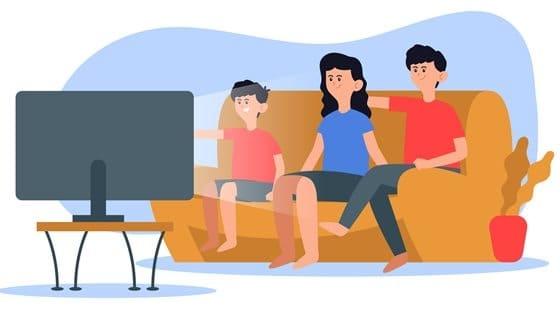 SOELU(ソエル)をテレビに映す4つの方法